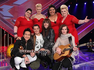X-Factor Liveshow 5
