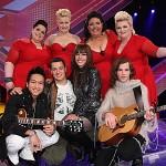 """""""X-Factor"""" Deutschland: Liveshow Nr. 5"""