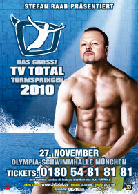 TV total Turmspringen 2010