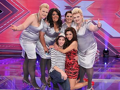 X-Factor Halbfinale