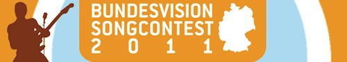 Logo des Bundesvision Song Contest 2011