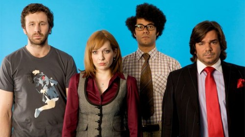 Keine 5. Staffel der IT Crowd